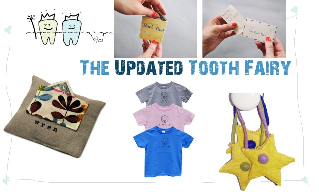 THE uPDATED TOOTHFAIRY